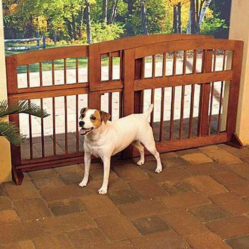Pets Pet Gate Sliding Dog, Outdoor Pet Gate For Porch