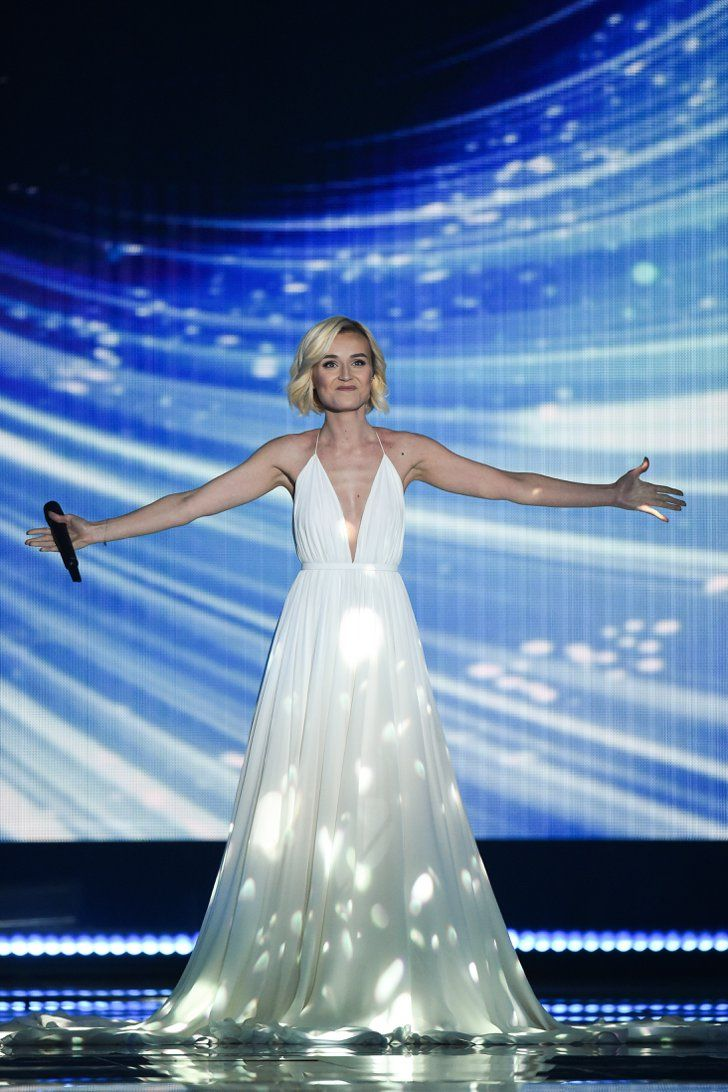 Polina Gagarina from Russia | Russia, Fashion photo and PopSugar