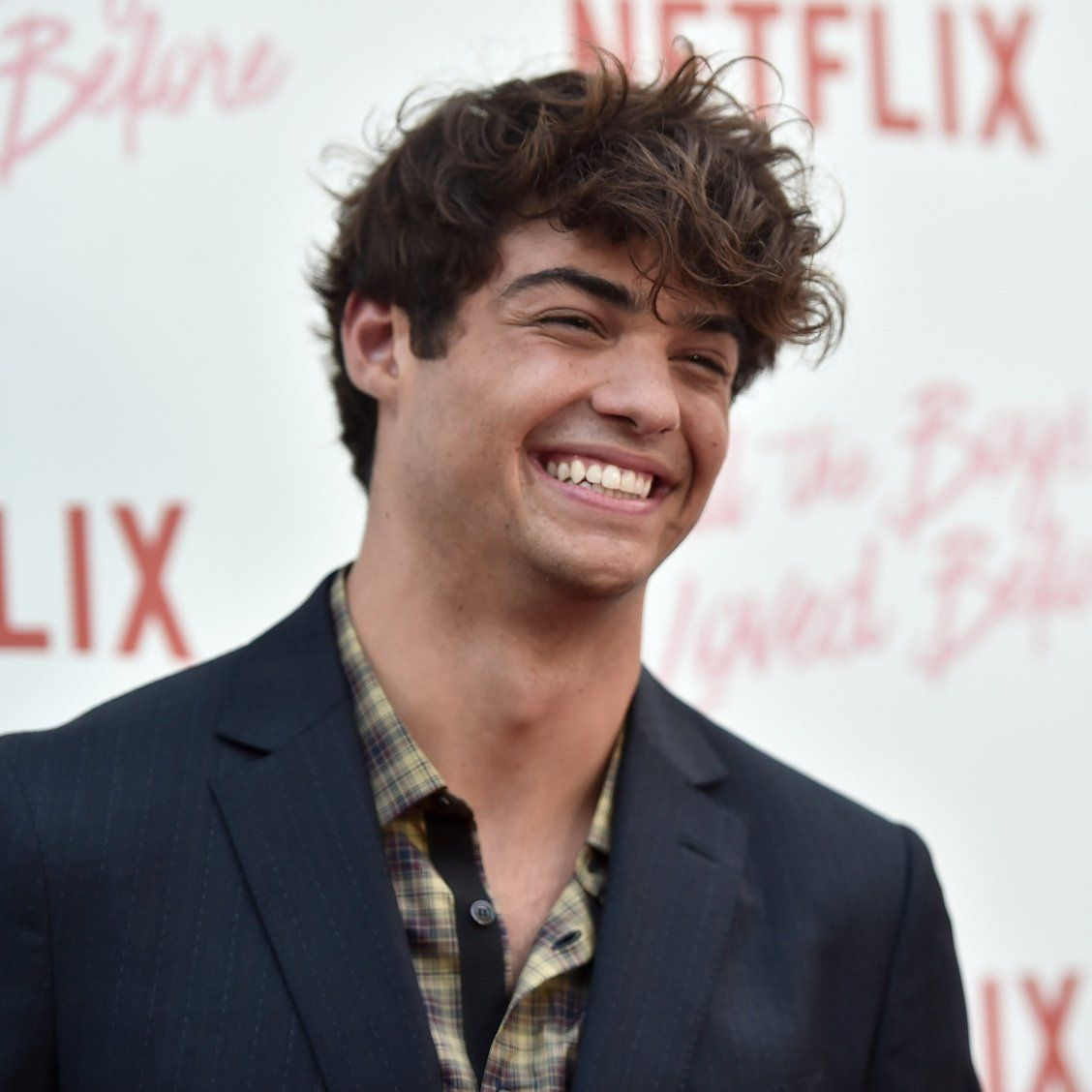 Noah Centineo Improvised Some Of The Cutest Bits In To All The