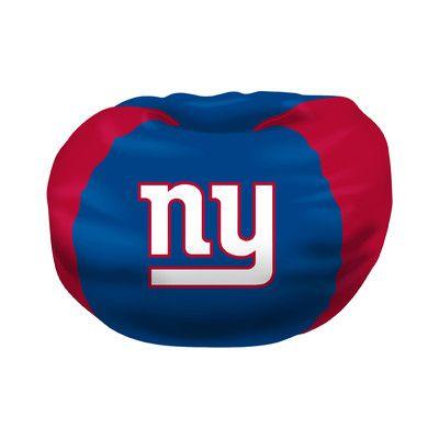 NFL Bean Bag Chair Team New York Giants