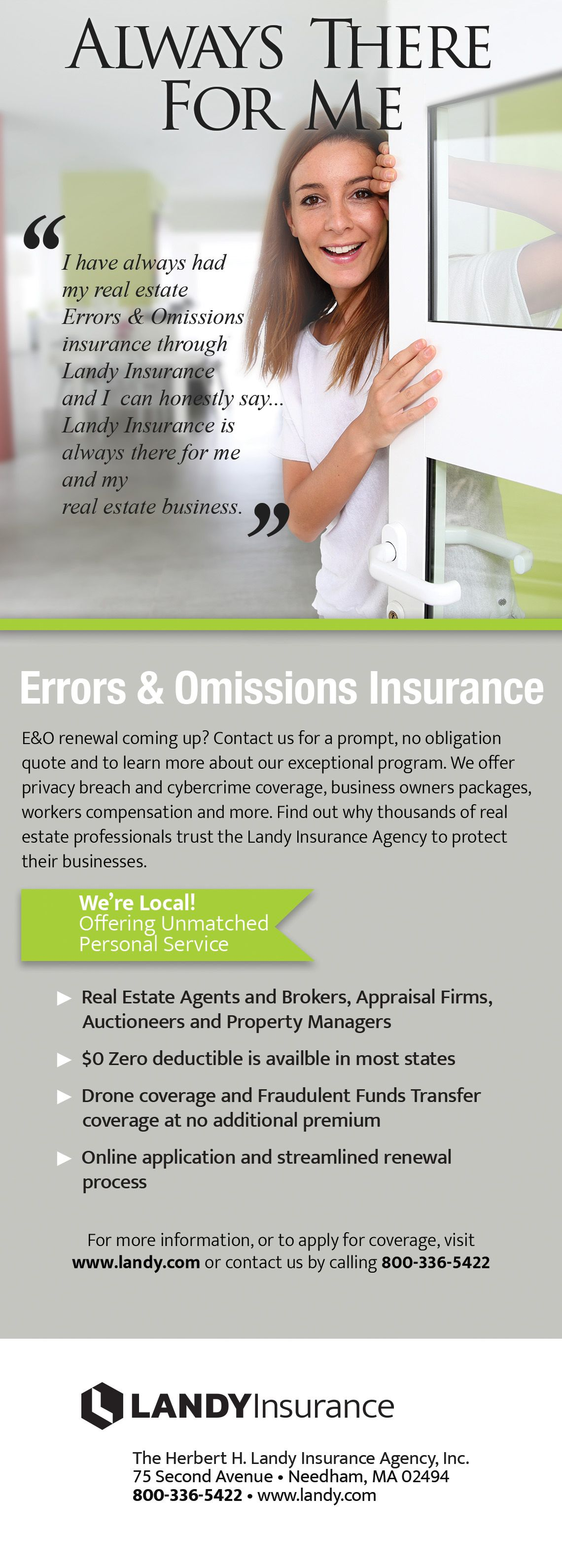 errors and omissions insurance cost for real estate agents