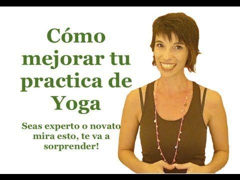 Cómo mejorar tu practica de Yoga (cómo hacer la postura de la cobra) - YouTube