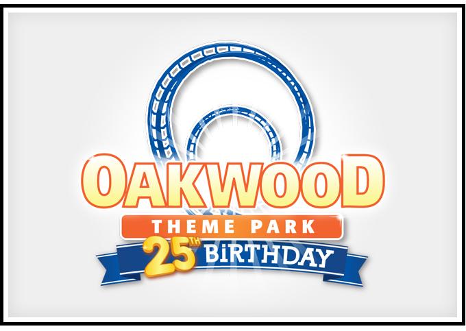 Logo design and illustration for Oakwood