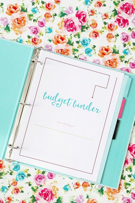 The 2018 Budget Binder Printables Pinterest Printable