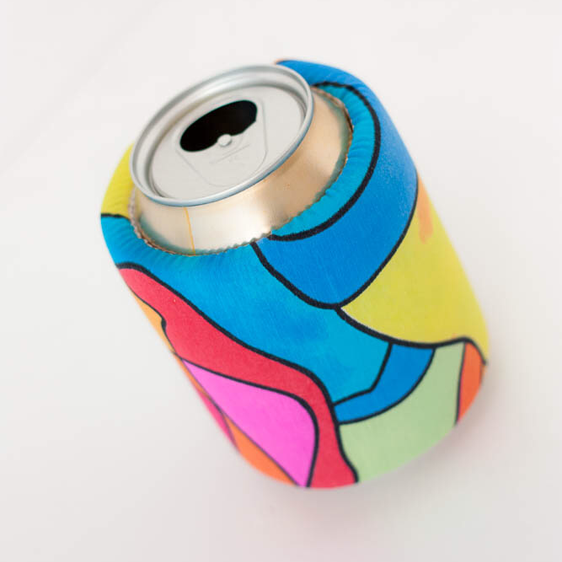 Make an Insulated Drink Can Cozy | Guidecentral