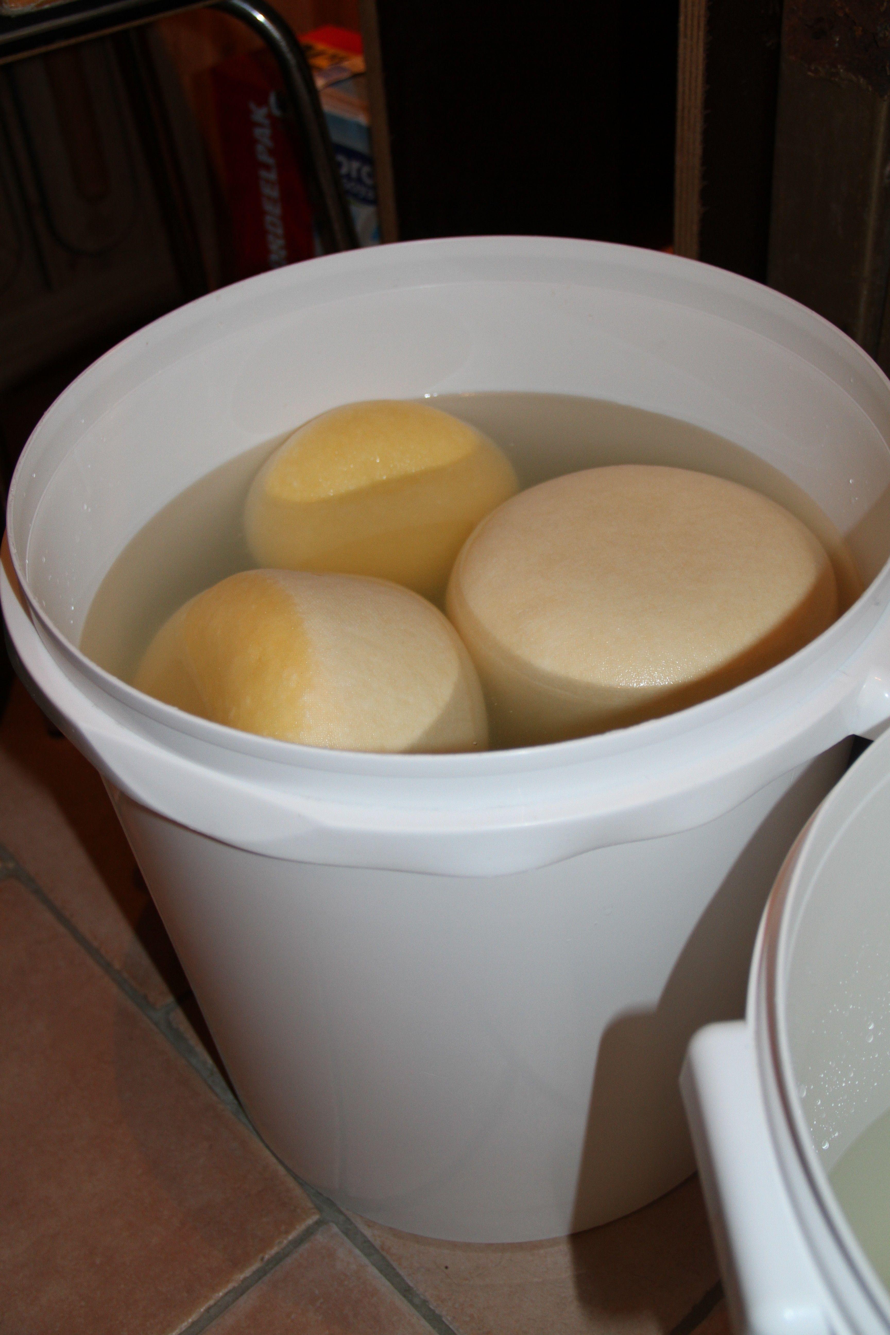 zelf kaas maken recept