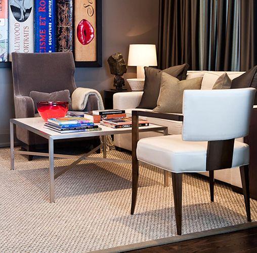 Interiors · powell bonnell interior design portfoliosluxury interior designapartment