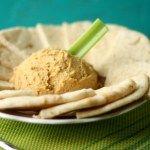 Spicy Indian Hummus & Giveaway