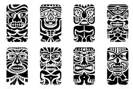 ef13c33a01d82 what do samoan tribal tattoos mean. Resultado de imagem para tiki  #marquesantattoos