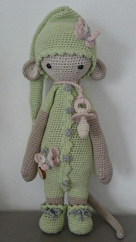 Made By Petra Z Lalylala Haken Croché Ganchillo En Muñecos De