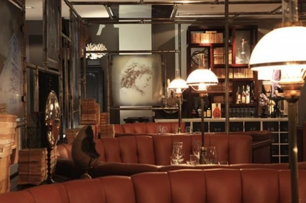 15 Breathtaking Examples Of Steampunk Interior Design With Images