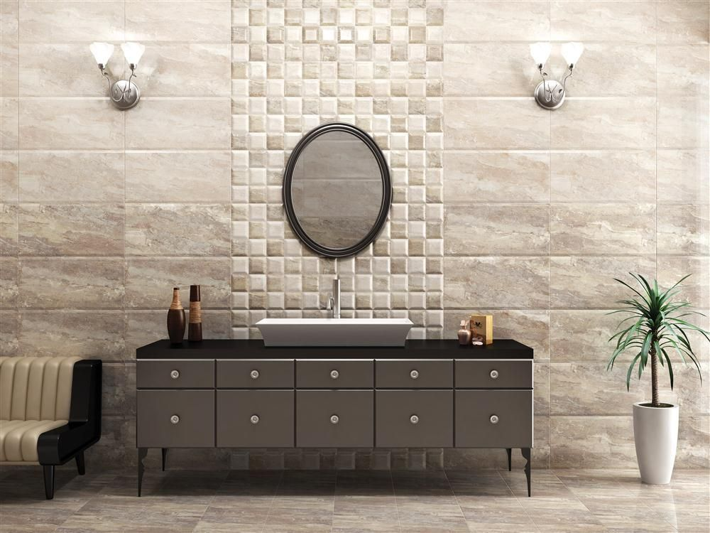 Onicata Bella (Wall Tile), Size - 300x600 mm, For more details click ...