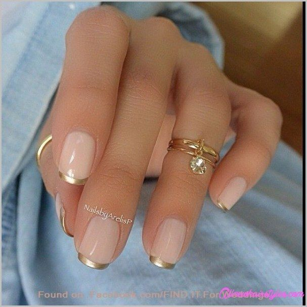 cool Best nail length for french manicure