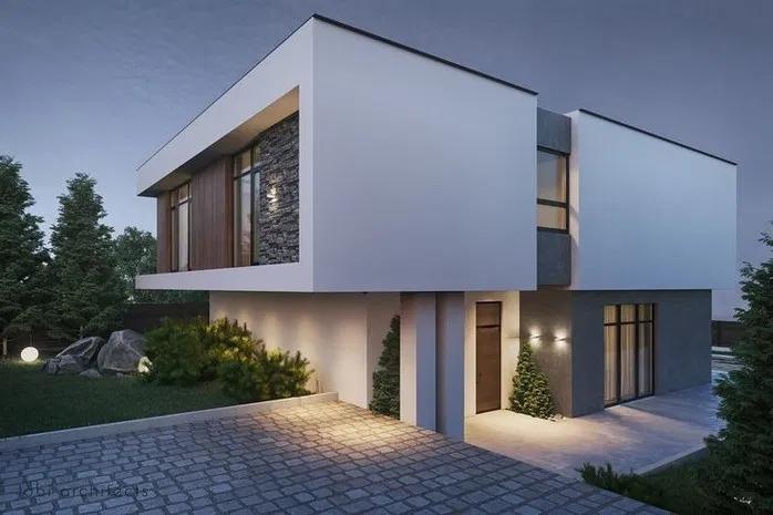 144 Best Of Minimalist Houses Design Page 17 Diseno Casas Modernas Modelo De Casas Modernas Casas Modernas Arquitectura
