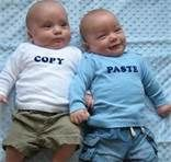 lol if I ever have twins I am so going to have Evan airbrush me shirts like this lolololol