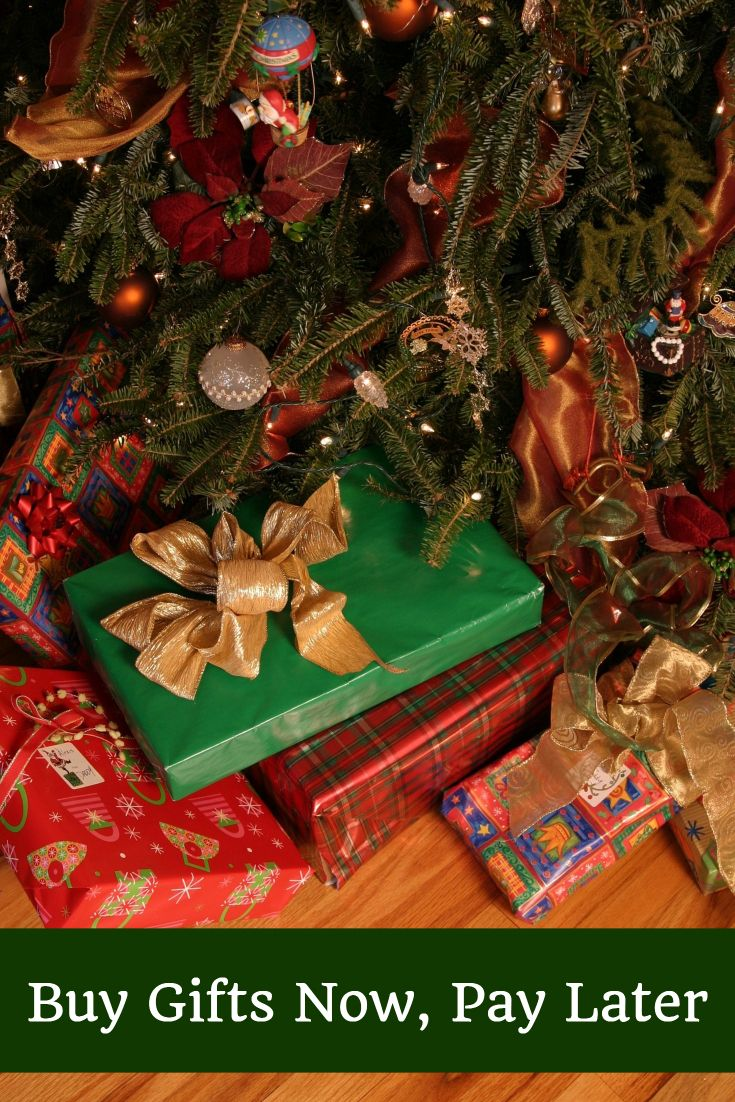 Buy Christmas Gifts Now, Pay Later By Making Payments | Buy Now, Pay ...