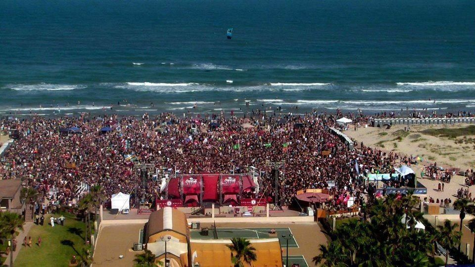 South Padre Island Coca Cola Beach Isla Grand Resort