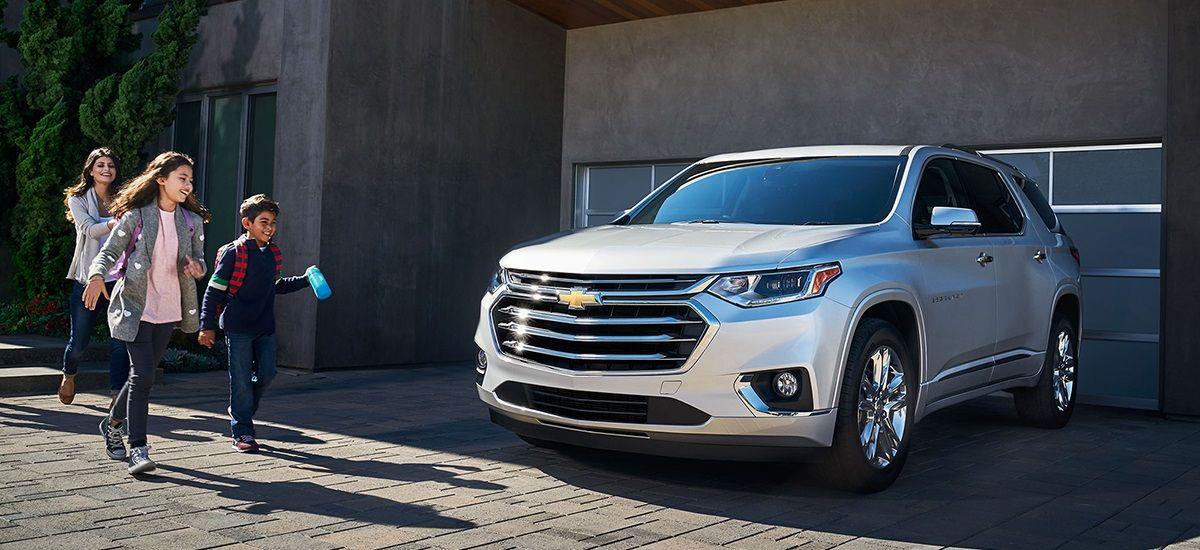 Find Chevrolet Traverse For Sale At Westside Chevrolet Houston