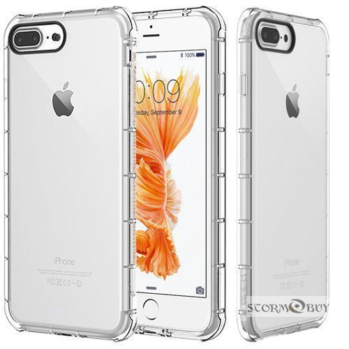 premium selection 2a0a7 c8167 $1.0 AUD - For Iphone 7 Plus / 7 / 6S / 6 Plus Case Clear Bumper ...