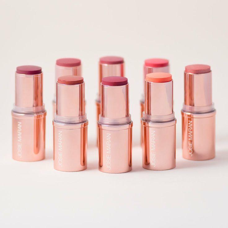 #makeup #josiemaran #stick #tint #blush