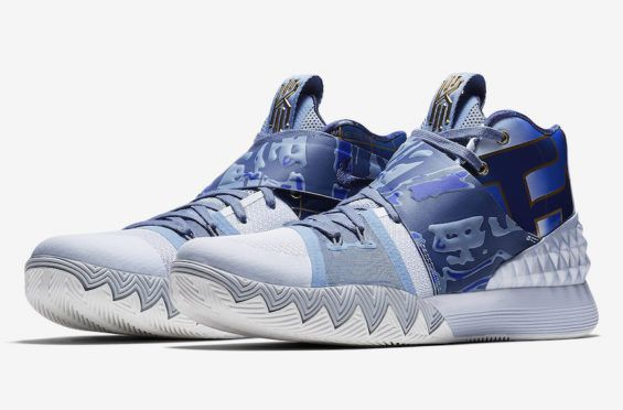 sale retailer 0d5c3 337d4 Official Images  Nike Kyrie S1 Hybrid What The Blue Tomorrow we ll see the