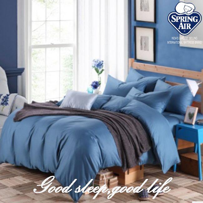 Spring Air Mattresses Ensure Your Good Sleep So That You Enjoy Life Springairhiness