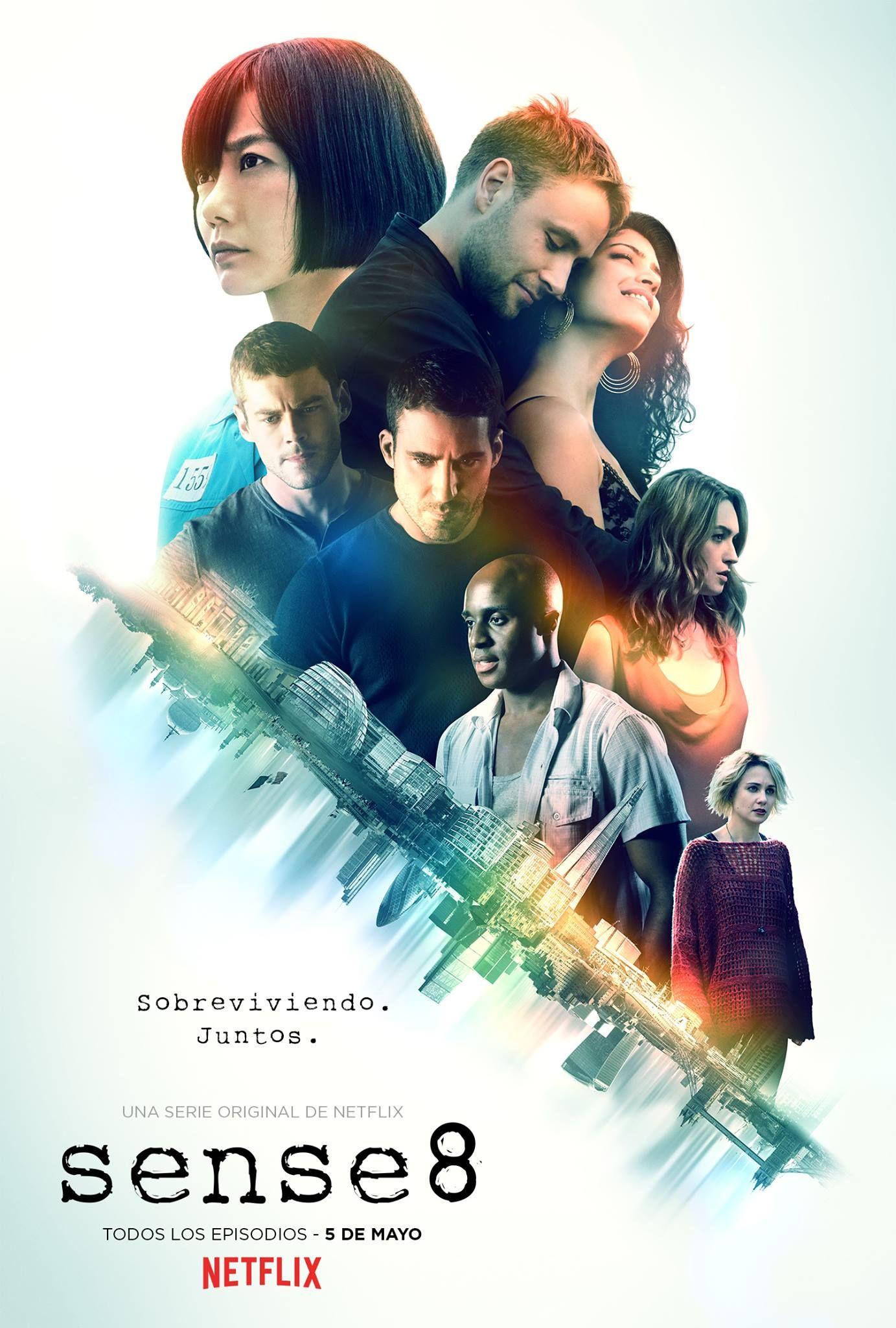 Sense8: Segunda Temporada [Poster Oficial + Trailer] | Cine