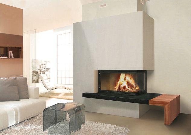 Cheminée foyer ouvert    wwwm-habitatfr cheminees cheminees-a