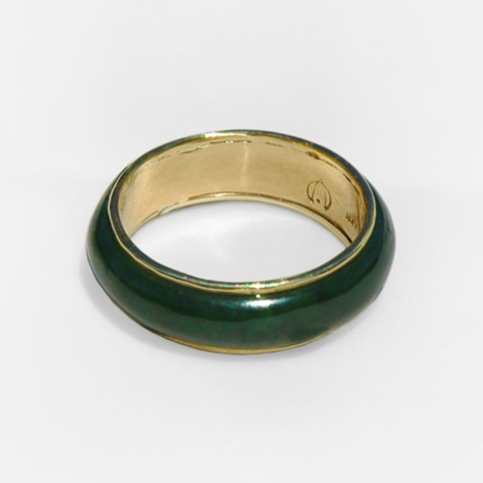 pounamu greenstone ring wedding ringsjewellerygemstone ringsjade - Jade Wedding Ring