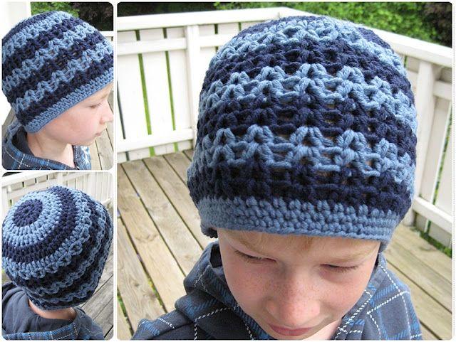 RigRag for cool boys :) #sternenzauber #crochet ebooks | mütze ...