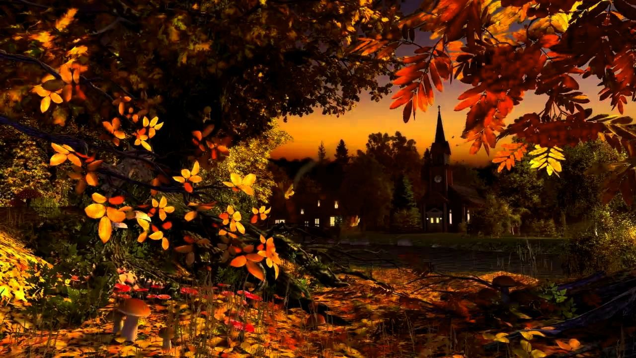 Autumn Screen Saver