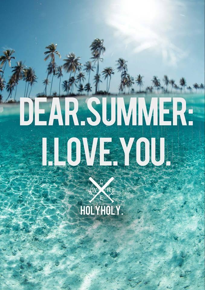 SUMMER.I.LOVE.YOU.