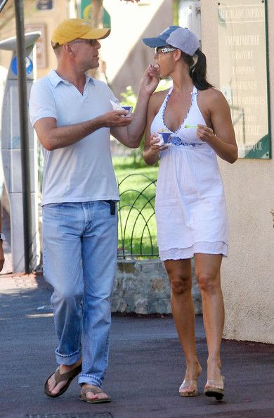 ae3e04f871078 Bruce Willis Photos Photos  Bruce Willis and Karen McDougal in St ...