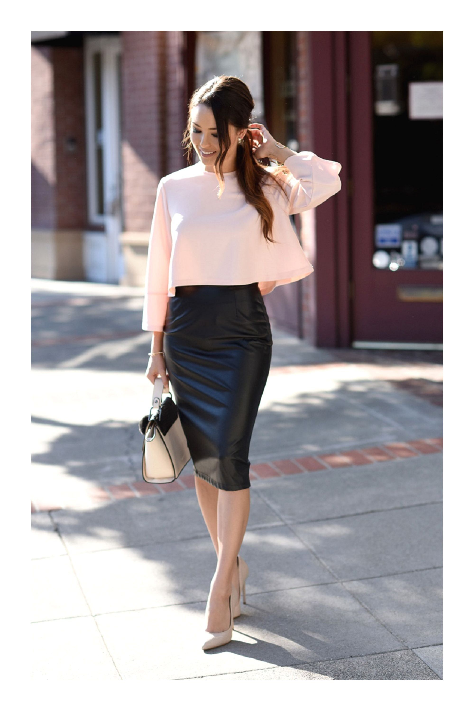 Elegant work outfits for powerful women