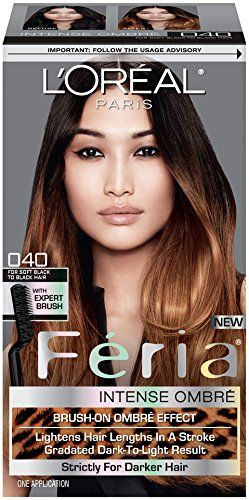 L Oreal Paris Feria Brush On Intense Ombre Effect Hair