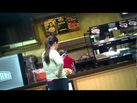 Woman Yells At Papa John S Employee And Starts A Fight With Another Customer Humor Business Youtube Temper Tantrums Freak Out