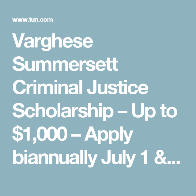 pell grants for criminal justice