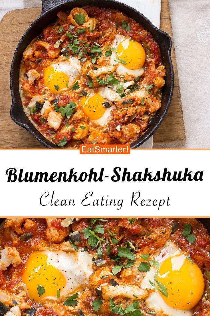 Blumenkohl Skakshuka – Carey&CleanEatingS