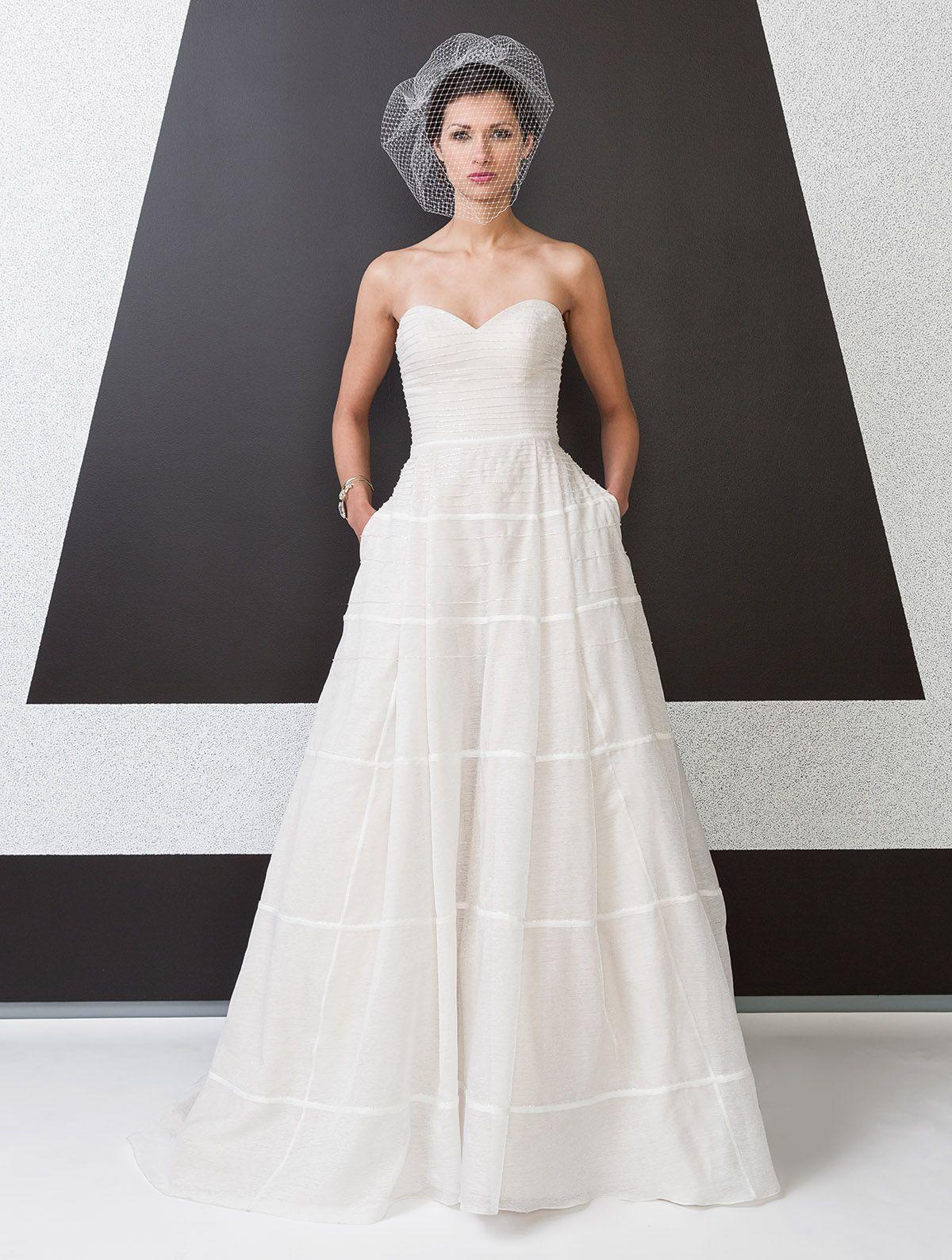 Modern Masterpieces 8 Artistic Architectural Wedding Gowns