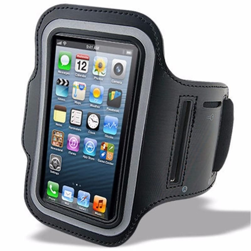 Cellphone Anti Slip Sport Arm Band Case For iPhone and