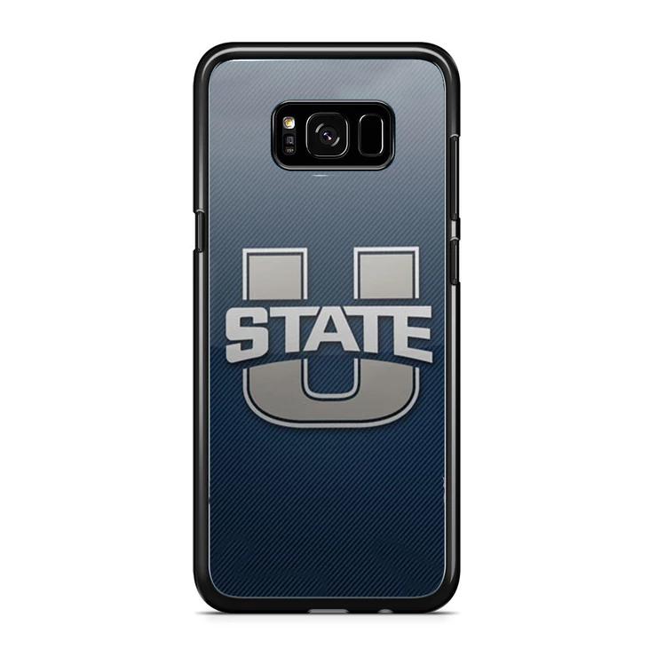 Utah State Aggies Logo Samsung Galaxy S8 S8 Plus Case Caseades Galaxy S8 Samsung Galaxy Case
