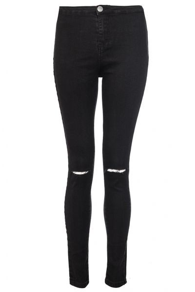 Womens Skinny and High Waisted Jeans at Quiz Clothing £22.99