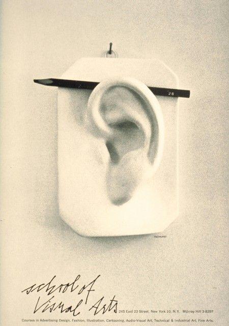 George Tscherny, 1959