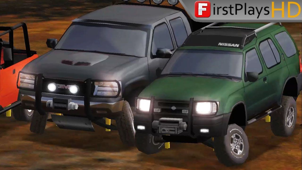 4x4 EVO 2 (2001) - PC Gameplay / Win 10 | Racing video games ...