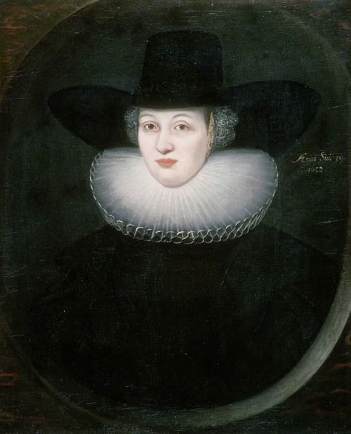 Catherine Morgan Gilbert Jackson (active 1615–1645