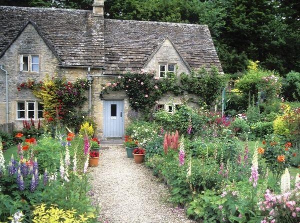 cottage gardens ideas how to design cottage garden English cottage