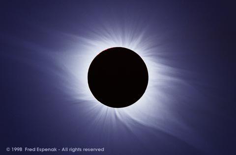 Eclipse In Aruba Late 1990 S Solar Corona Eclipse Solar Eclipse