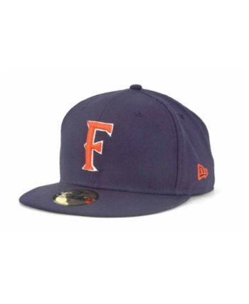 info for b60ee f56fa New Era Cal State Fullerton Titans 59FIFTY Cap - Blue 7 3 8