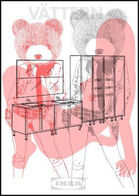 """@Javier_Molinero: """"Love IKEA 2ª parte"""" #pop_art #in"""