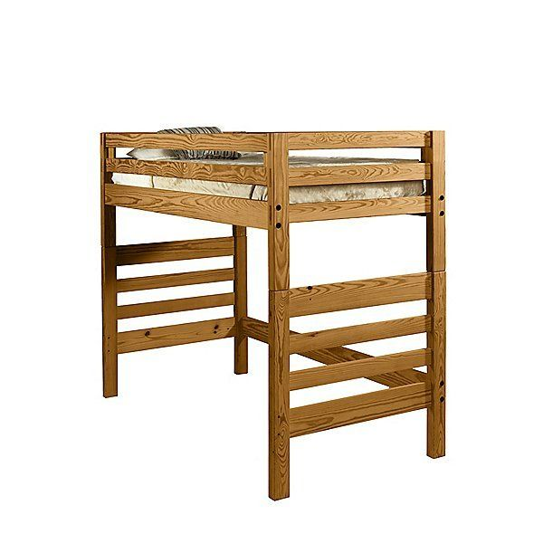 Classic Ladder End Loft Bed In 2020